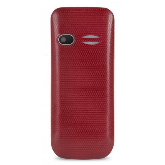 Swisstone SC230 Dual SIM, červená - obrázek č. 2