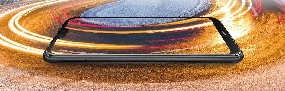Huawei P20 Lite, Dual SIM, černá - obrázek č. 6