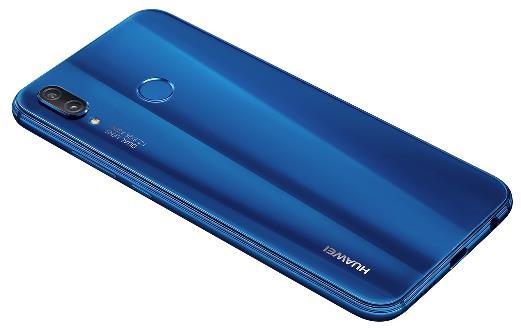Huawei P20 Lite, Dual SIM, černá - obrázek č. 1