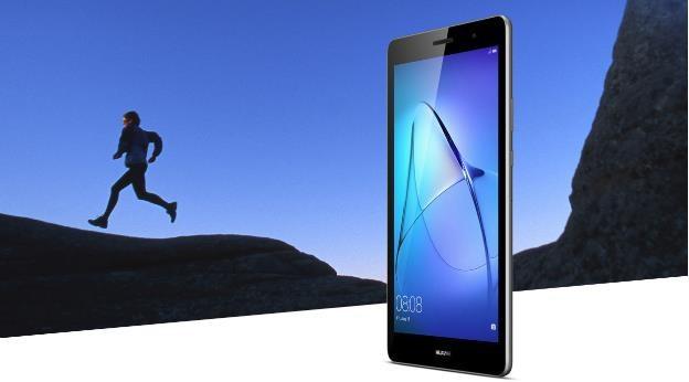 Huawei Mediapad T3 10 - 16GB, Wifi, šedá - obrázek č. 3