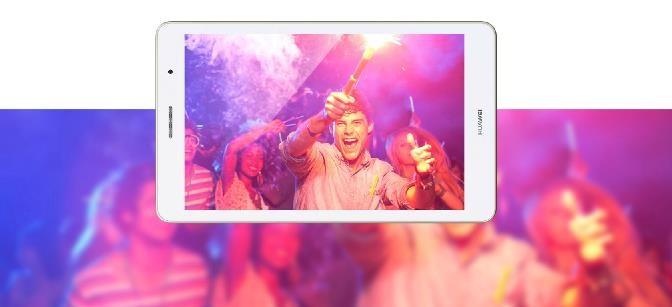Huawei Mediapad T3 10 - 16GB, Wifi, šedá - obrázek č. 0