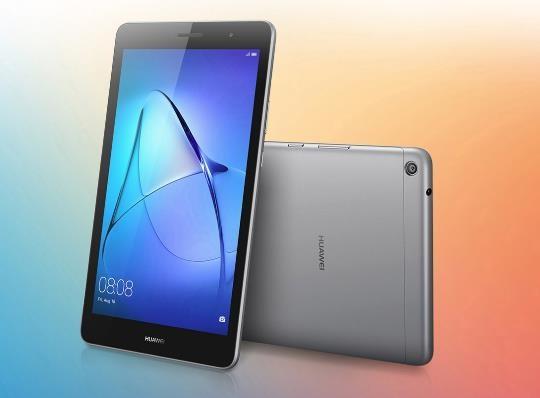 Huawei Mediapad T3 10 - 16GB, Wifi, šedá - obrázek č. 1