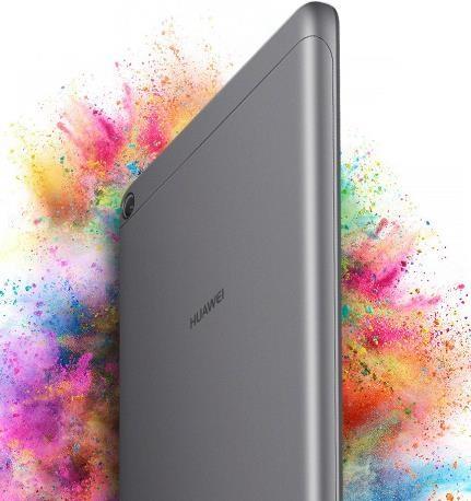 Huawei Mediapad T3 10 - 16GB, Wifi, šedá - obrázek č. 2