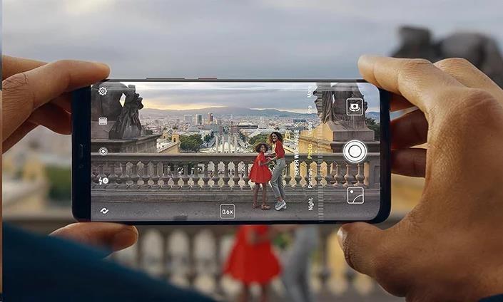 Huawei Mate 20 Pro, Dual SIM, Černá - obrázek č. 1