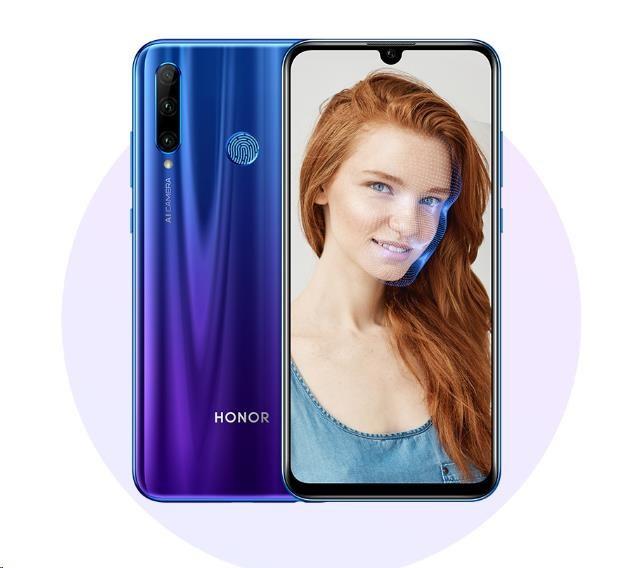 Honor 20 Lite, 4GB/128GB, černá - obrázek č. 9