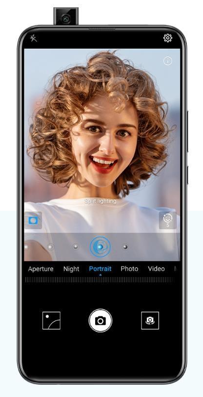 Huawei P smart Z, 4GB/64GB, Midnight Black - obrázek č. 6