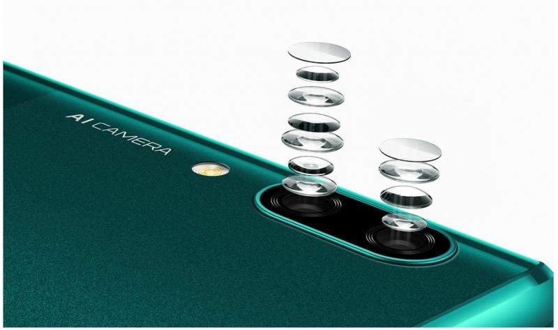 Huawei P smart Z, 4GB/64GB, Midnight Black - obrázek č. 5