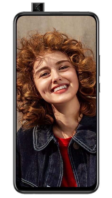 Huawei P smart Z, 4GB/64GB, Midnight Black - obrázek č. 4