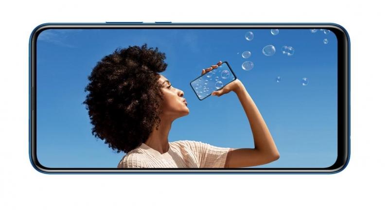 Huawei P smart Z, 4GB/64GB, Midnight Black - obrázek č. 2