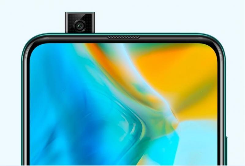 Huawei P smart Z, 4GB/64GB, Midnight Black - obrázek č. 3