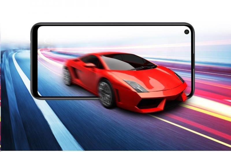 Huawei P40 Lite E, 4GB/64GB, Midnight Black - obrázek č. 3