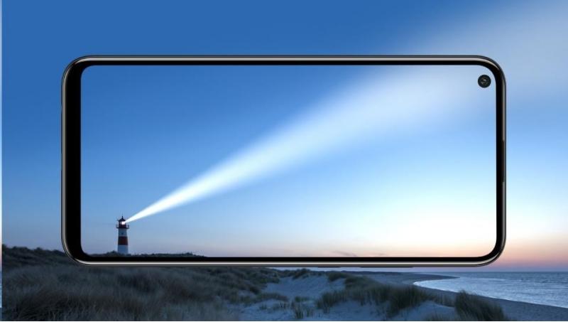 Huawei P40 Lite E, 4GB/64GB, Midnight Black - obrázek č. 0