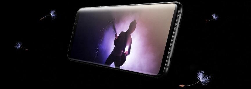 Samsung Galaxy S9, 64GB, Dual SIM, černá - obrázek č. 3