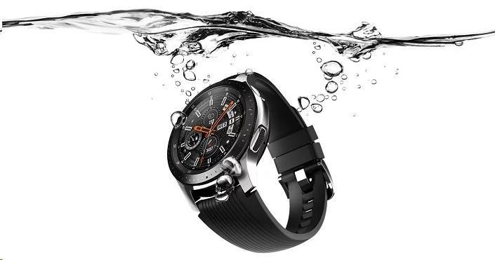 Samsung Galaxy Watch 46mm - obrázek č. 7