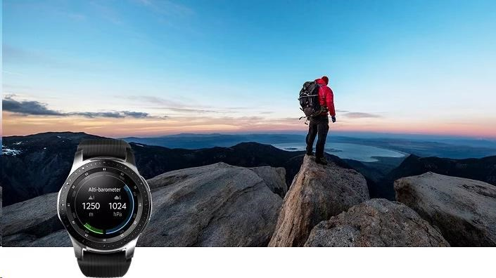 Samsung Galaxy Watch 46mm - obrázek č. 6