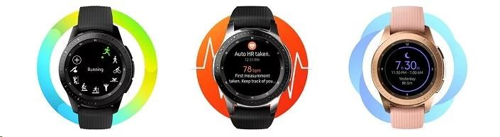 Samsung Galaxy Watch 46mm - obrázek č. 4