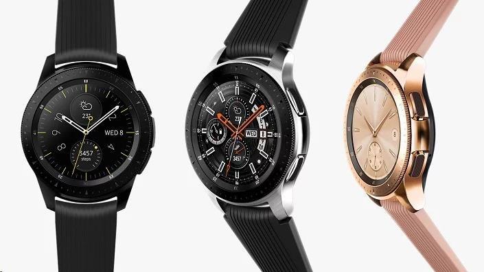 Samsung Galaxy Watch 46mm - obrázek č. 0