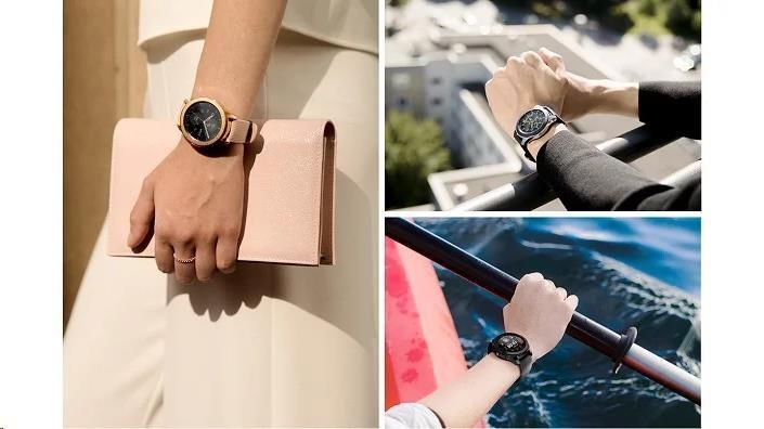 Samsung Galaxy Watch 46mm - obrázek č. 1