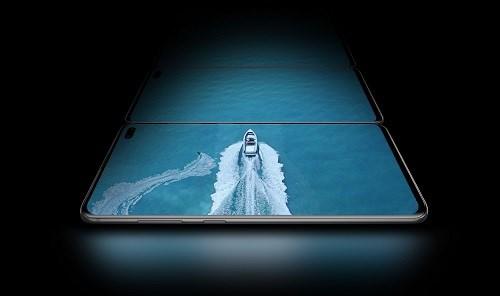 Samsung Galaxy S10 + (G975), 128 GB, biela - obrázok č. 0