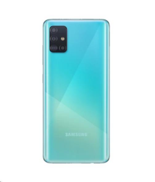 Samsung Galaxy A51 modrá - obrázok č. 0