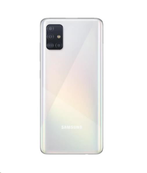 Samsung Galaxy A51 (A515), biela - obrázok č. 0