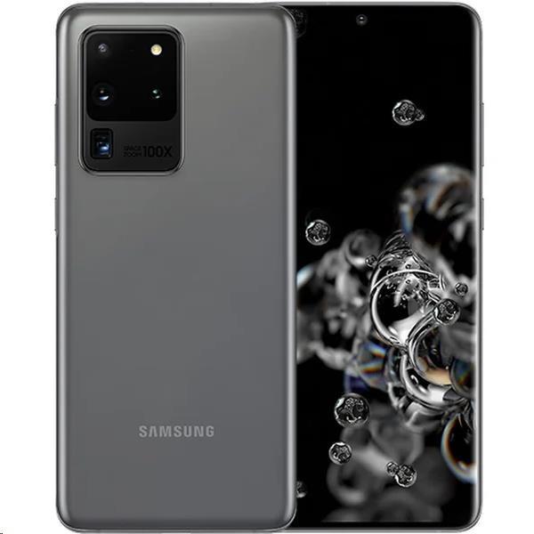 Samsung Galaxy S20 Ultra (G988), 128 GB, šedá - obrázek č. 0