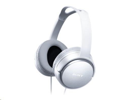 SONY stereo sluchátka MDR-XD150, bílá - obrázek č. 0