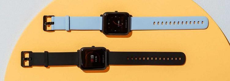 Xiaomi Mi Sports Watch Basic, černé - obrázek č. 3