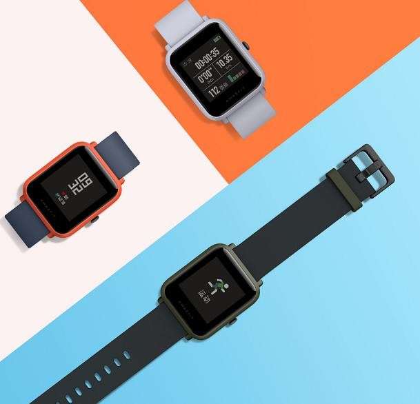 Xiaomi Mi Sports Watch Basic, šedé - obrázek č. 0