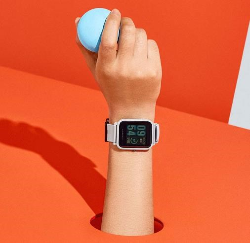 Xiaomi Mi Sports Watch Basic, šedé - obrázek č. 1