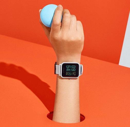 Xiaomi Mi Sports Watch Basic, oranžová - obrázek č. 1
