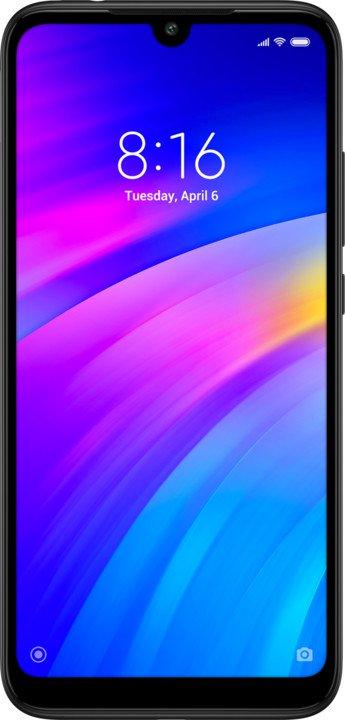 Xiaomi Redmi 7, 3GB/64GB, černá - obrázek č. 0