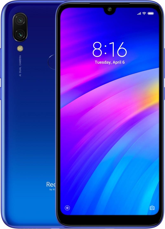 Xiaomi Redmi 7, 3GB/32GB, modrá - obrázek č. 0
