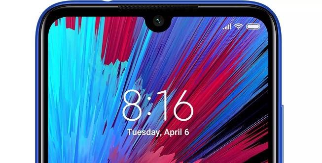 Xiaomi Redmi Note 7, 4GB/64GB, Space Black - obrázek č. 1