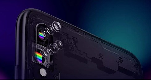 Xiaomi Redmi Note 7, 4GB/64GB, Space Black - obrázek č. 2