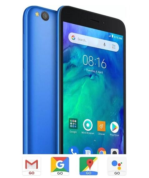 Xiaomi Redmi Go, 1GB/16GB, Black - obrázek č. 4