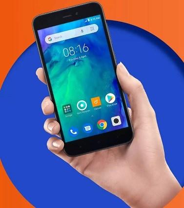 Xiaomi Redmi Go, 1GB/16GB, Black - obrázek č. 0