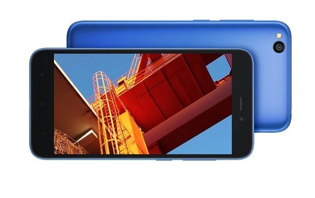 Xiaomi Redmi Go, 1GB/16GB, Black - obrázek č. 1
