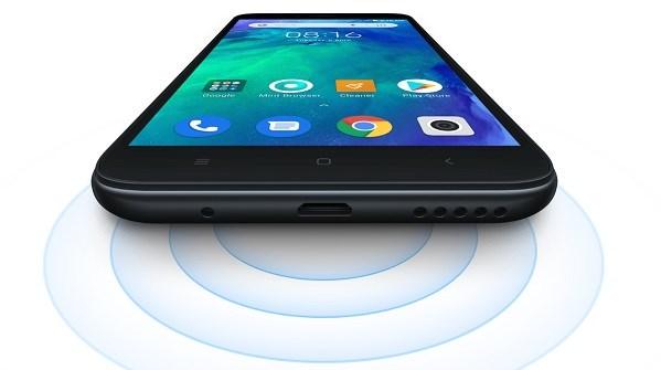 Xiaomi Redmi Go, 1GB/16GB, Black - obrázek č. 2
