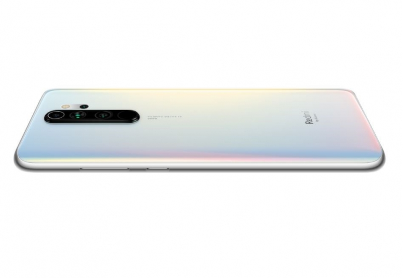Xiaomi Redmi Note 8 Pro 6/128 White - obrázek č. 0