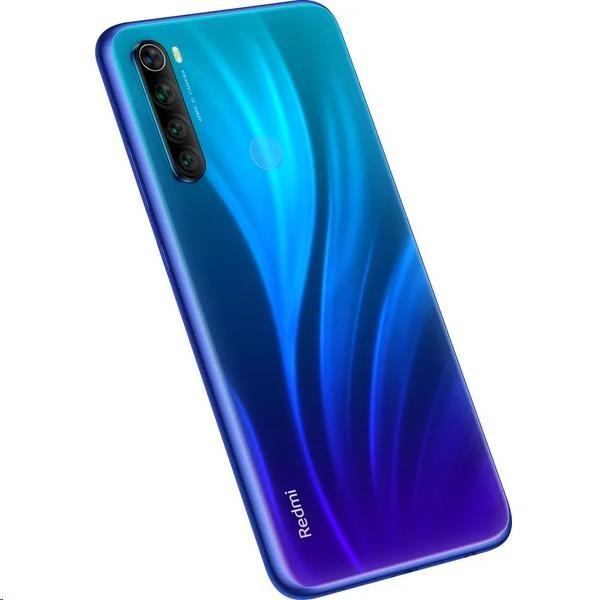 Xiaomi Redmi Note 8T LTE 32GB, modrá - obrázek č. 0
