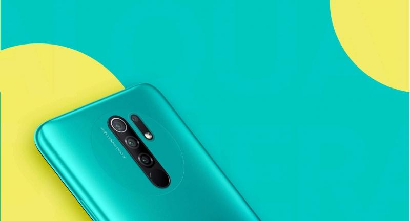 Xiaomi Redmi 9, 4GB/64GB, Carbon Grey Elektronické předplatné čtiva v hodnotě 4 800 Kč na půl roku zdarma - obrázek č. 1