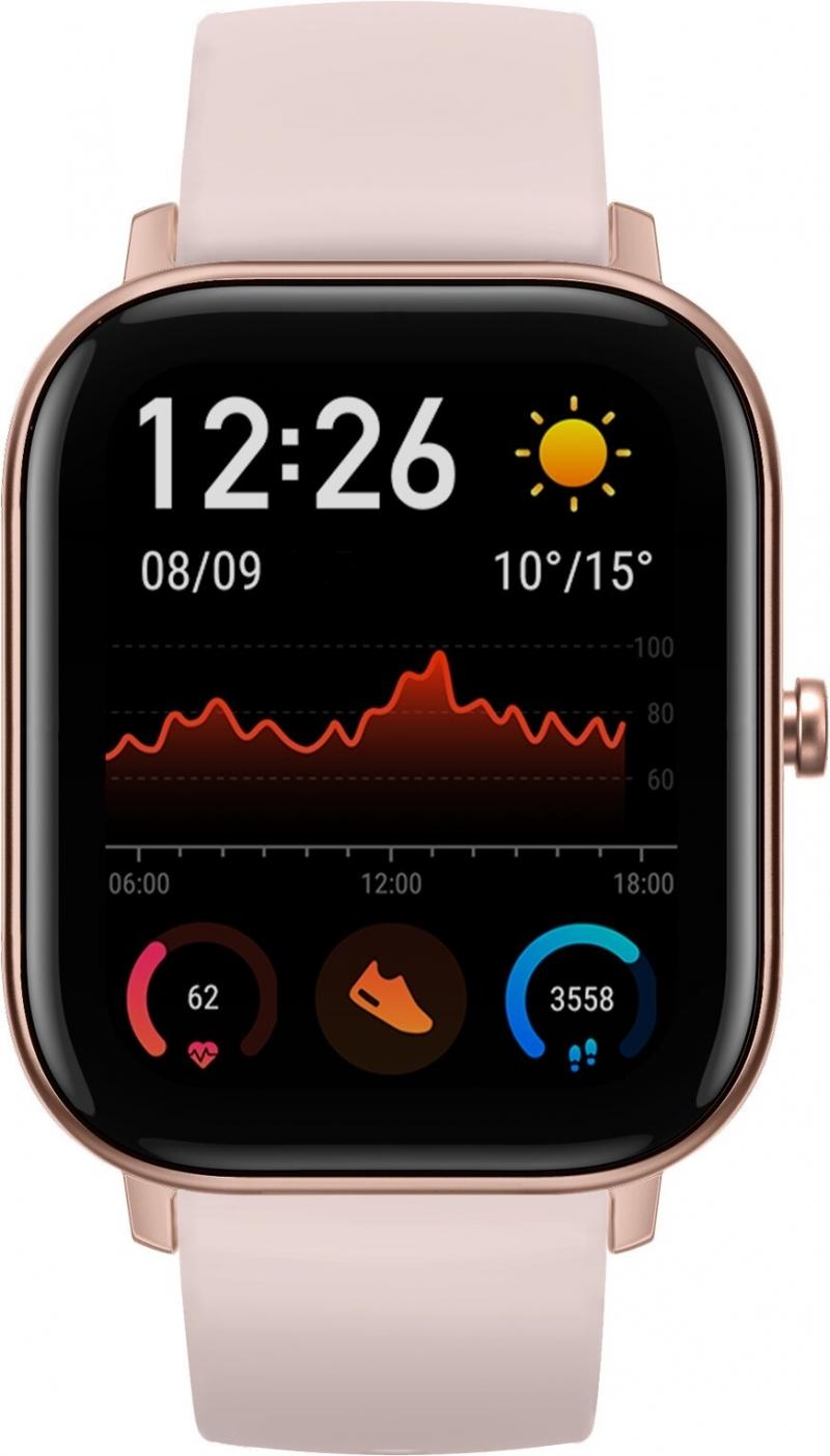 Xiaomi Amazfit GTS, Rose Pink, ružová - obrázok č. 0
