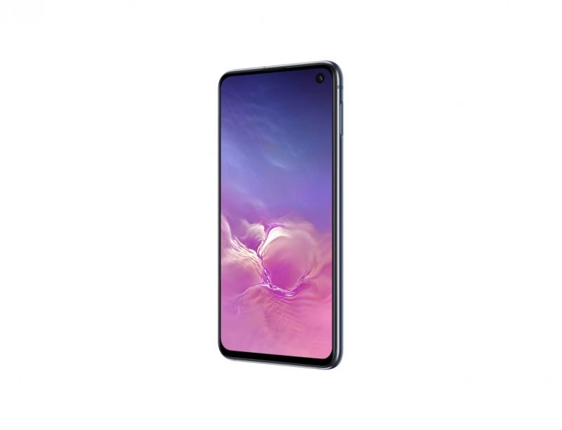 Samsung Galaxy S10e, 4GB / 128GB, black - obrázok č. 0