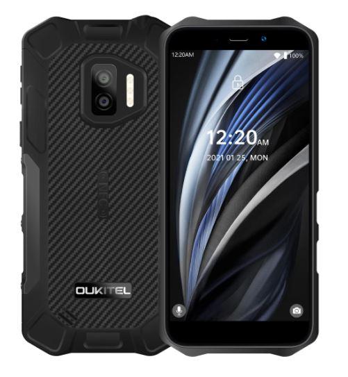 Oukitel WP12Pro 4/64 DS Black - obrázek č. 0