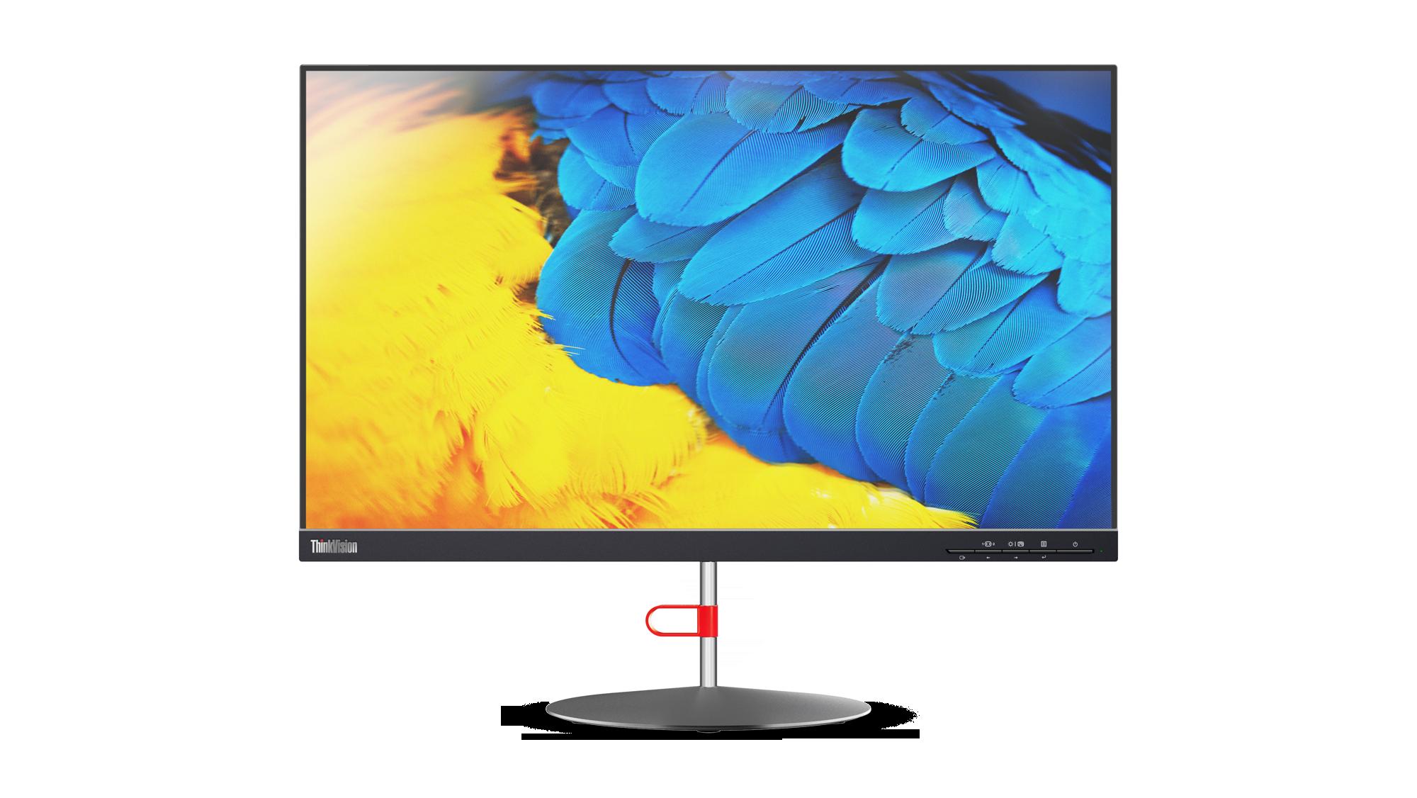 Lenovo ThinkVision X24-20 černý - LED monitor 23.8 - obrázek č. 0
