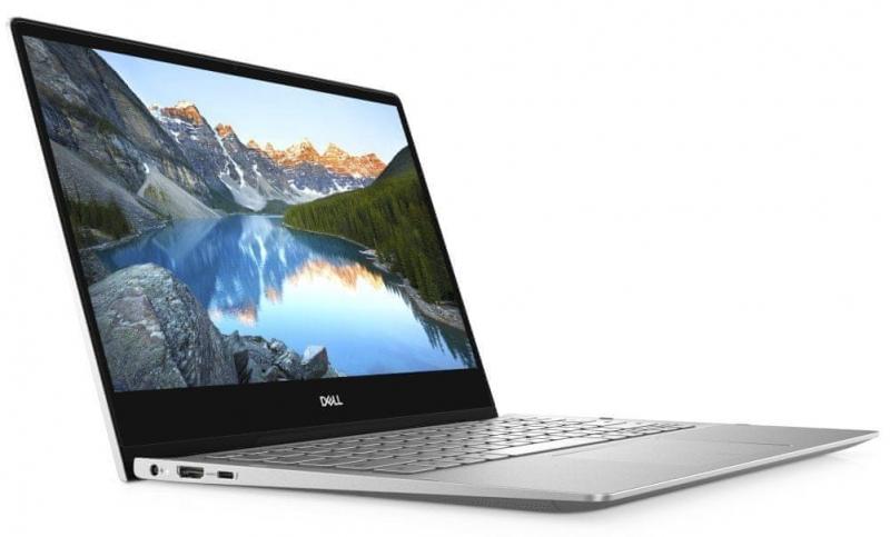 Dell Inspiron 13 Touch (7391), stříbrná - obrázek č. 0