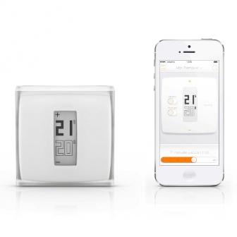Netatmo Thermostat (NTH01-EN-EU) - obrázok č. 0