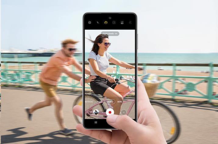 Samsung Galaxy A52, 6GB / 128GB, Awesome Violet - obrázok č. 4