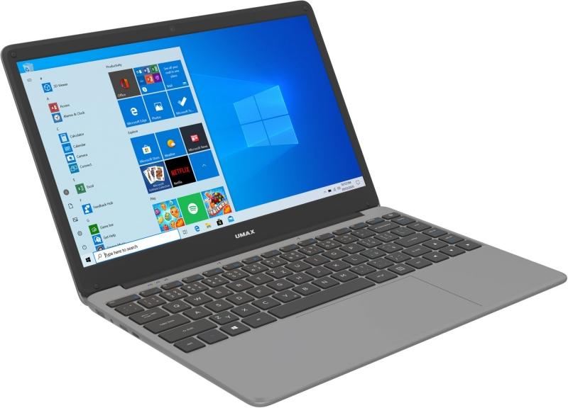 Umax VisionBook 14Wr, Grey - obrázek č. 0